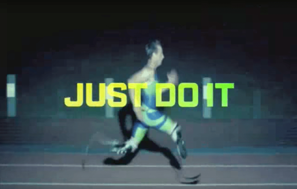 Nike Courage Commercial