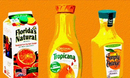Pulp Friction: Comparing the Websites of Leading Orange Juice Brands
