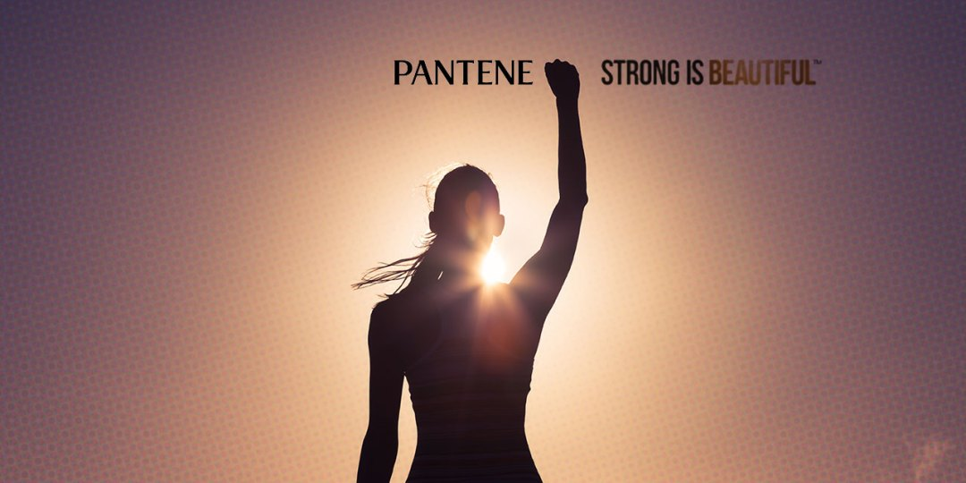Pantene Ribbon of Strength Campaign