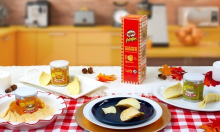 Pringles Pop into Fall with Surprising Seasonal Flavors