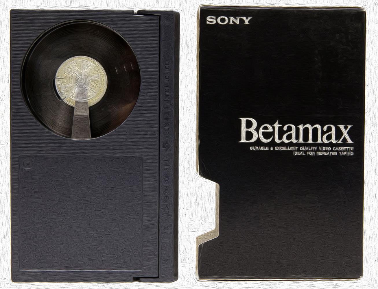 Betamax - 4 Format Video Kuno, Cara Orang Tua Dahulu Menikmati Film
