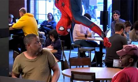 Sony's Spider-Man Stunt Marketing