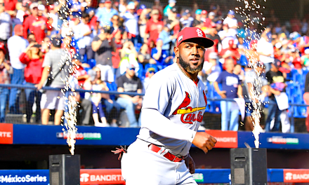 St. Louis Cardinals Brand Swings South