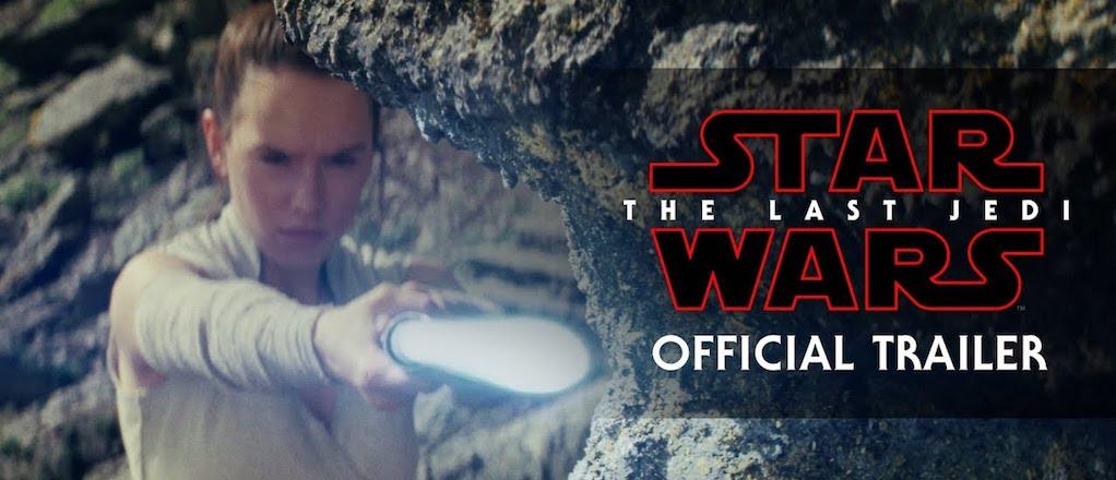 Star Wars Episode VIII Trailer