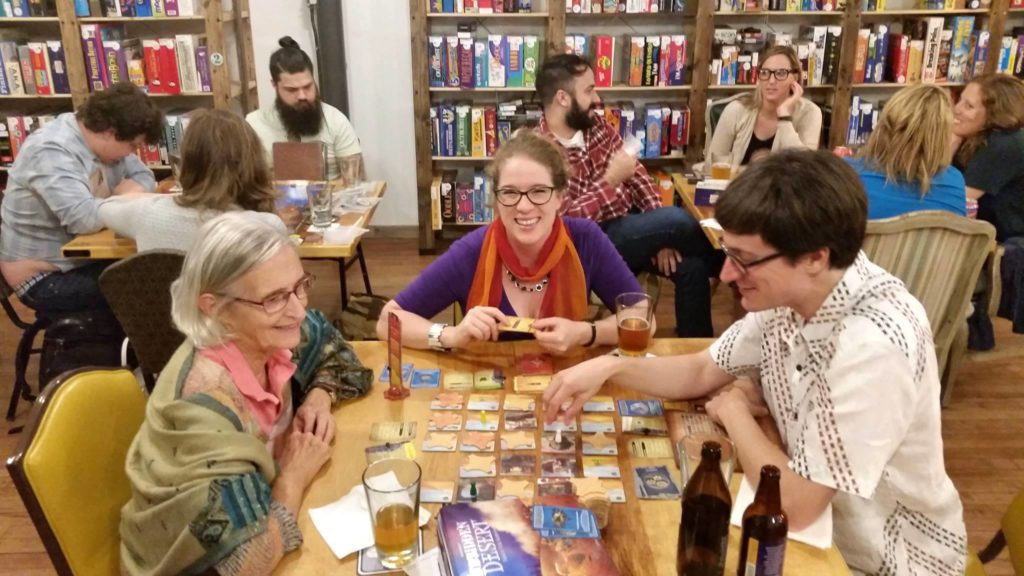 Finding The Fun And Opportunity In Tabletop Gaming