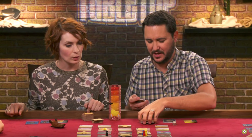 Tabletop Web Series with Wil Wheaton & Felicia Day