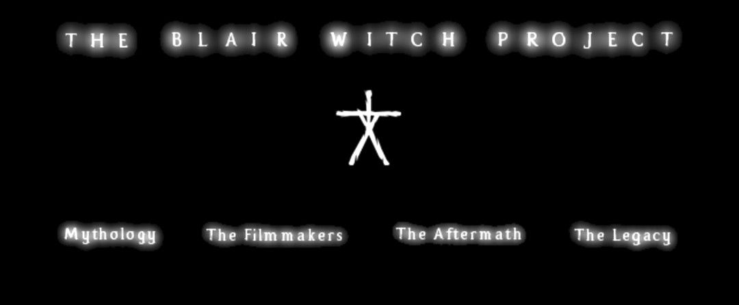 The Blair Witch Project Website