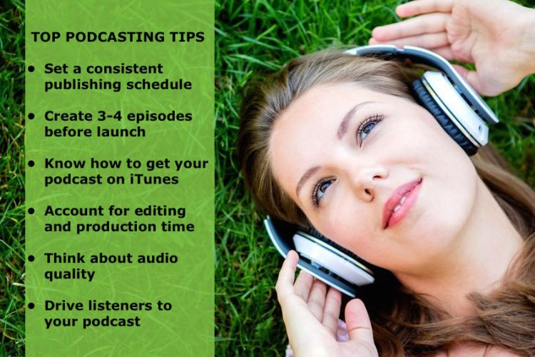 Top Podcast Tips