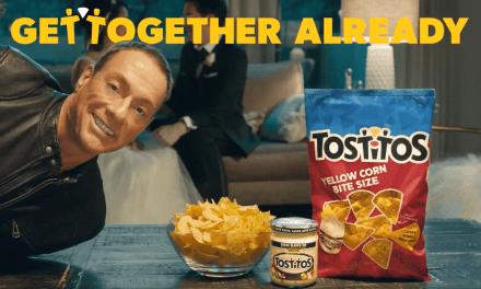 You Just Got Van Dammed by Tostitos