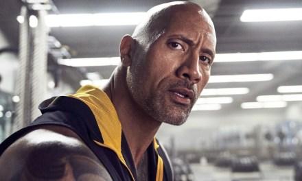 Dwayne Johnson Motivates New Under Armour Training Campaign