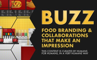 Weekly Buzz: Food Branding & Collaborations That Make an Impression