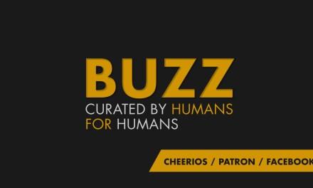 Weekly Buzz: Cheerios, Patron & Facebook