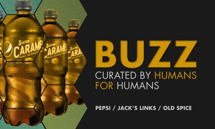 Weekly Buzz: Pepsi, Jack's Links & Old Spice