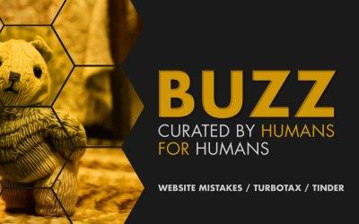 Weekly Buzz: Websites, TurboTax & Tinder