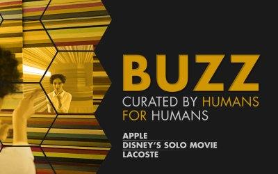 Weekly Buzz: Apple, Solo Movie & Lacoste