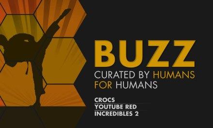 Weekly Buzz: Crocs, YouTube & Incredibles 2