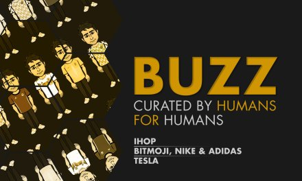 Weekly Buzz: IHOP, Bitmoji with Nike and Adidas, & Tesla