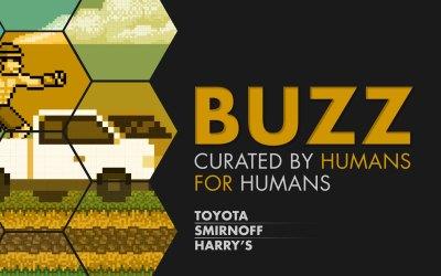 Weekly Buzz: Toyota, Smirnoff & Harry's