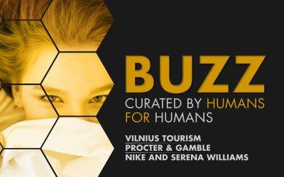 Weekly Buzz: Vilnius Tourism, Procter & Gamble, & Nike And Serena Williams