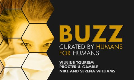 Weekly Buzz: Vilnius Tourism, Procter & Gamble, & Nike And Serena Williams