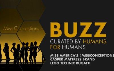 Weekly Buzz: Miss America, Casper Mattress, & LEGO Technic Bugatti