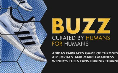 Weekly Buzz: Adidas' GoT Sneakers, Air Jordan, & Wendy's Feels March Madness