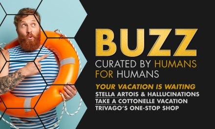 Weekly Buzz: Stella Artois, Cottonelle, & Trivago