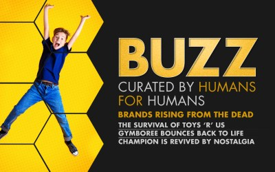 Weekly Buzz: Toys R Us, Gymboree, & Champion