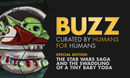 Weekly Buzz: Star Wars and Swaddling Baby Yoda