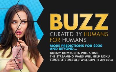 Weekly Buzz: Boozy Kombucha, Roku, & T-Mobile