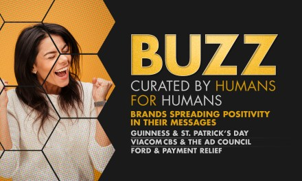 Weekly Buzz: Guinness, ViacomCBS and the Ad Council, & Ford Motor Company
