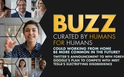 Weekly Buzz: Twitter, Google Meet, & Tesla