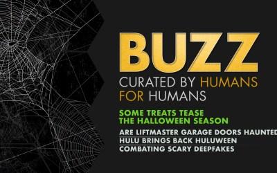 Weekly Buzz: Some Treats Tease The Halloween Season