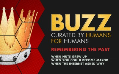 Weekly Buzz: Remembering the Past