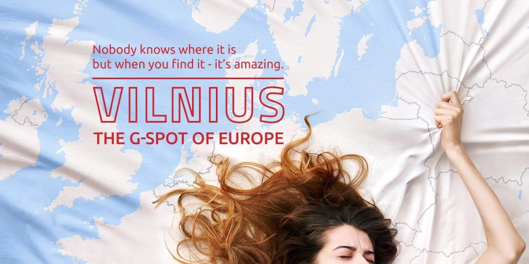 Vilnius G-Spot Marketing Campaign