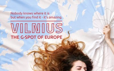 Lithuanian Capital City Goes For It with New Tourism Campaign