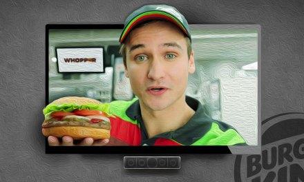 Burger King Wins Whopper Sized Award