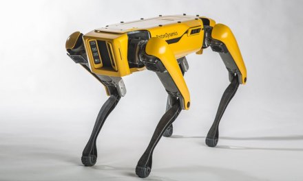 Boston Dynamics Raises the Woof with SpotMini