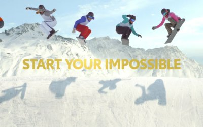 Toyota at the Olympics: Start Your Impossible