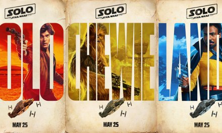 Accusations of Disney Plagiarizing the Solo Movie Posters