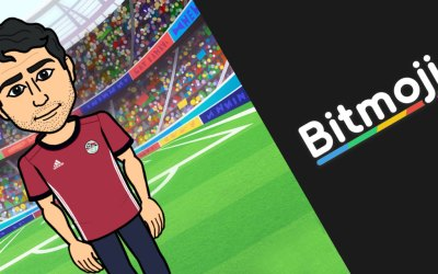 Bitmoji Teams Up with Nike & Adidas for World Cup