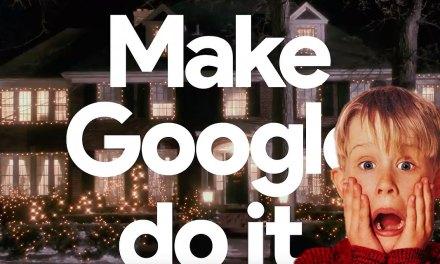 Google is Home Alone Again