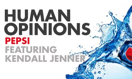Human Opinions: Pepsi is Living Bolder