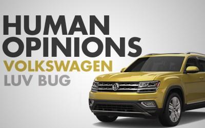 Human Opinions: Volkswagen Luv Bug