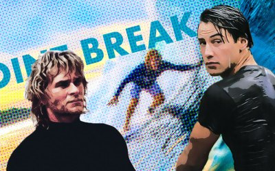 Flashback to Point Break (1991)