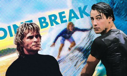 WATCH MOMA: Flashback to Point Break (1991)