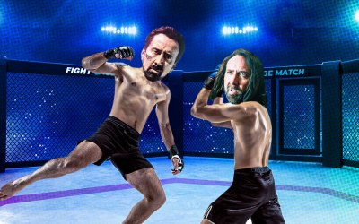 WATCH MOMA: Nicolas Cage Match