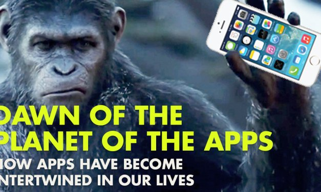 Dawn of the Planet of the Apps: Why You Should Develop a Mobile App