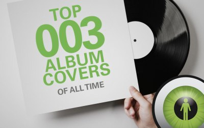 Episode 101: Top 3 Album Covers