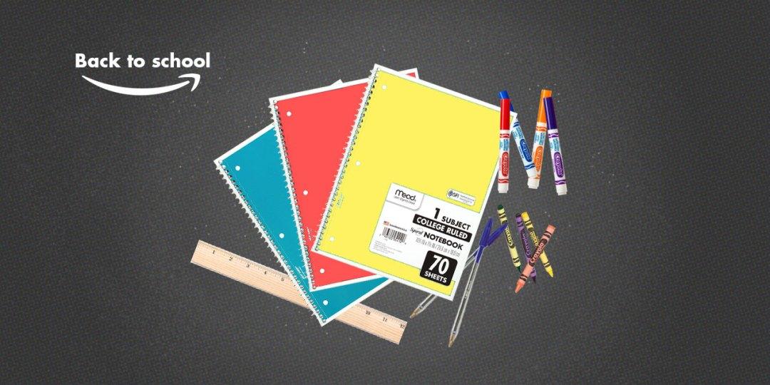 Amazon Happy School Year Marketing